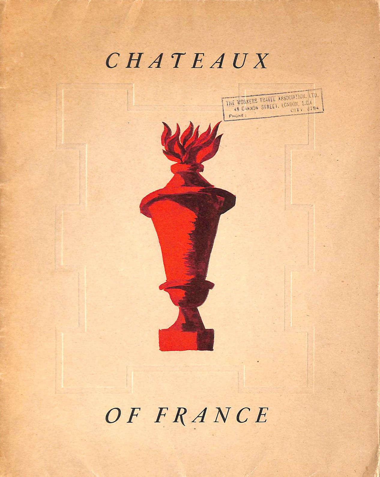 Image for Chateaux of France