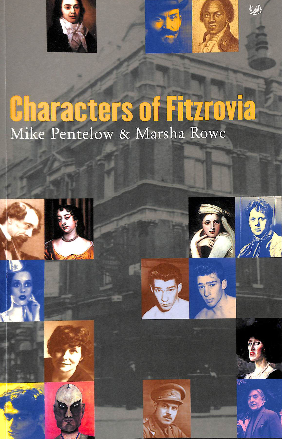 Image for Characters Of Fitzrovia