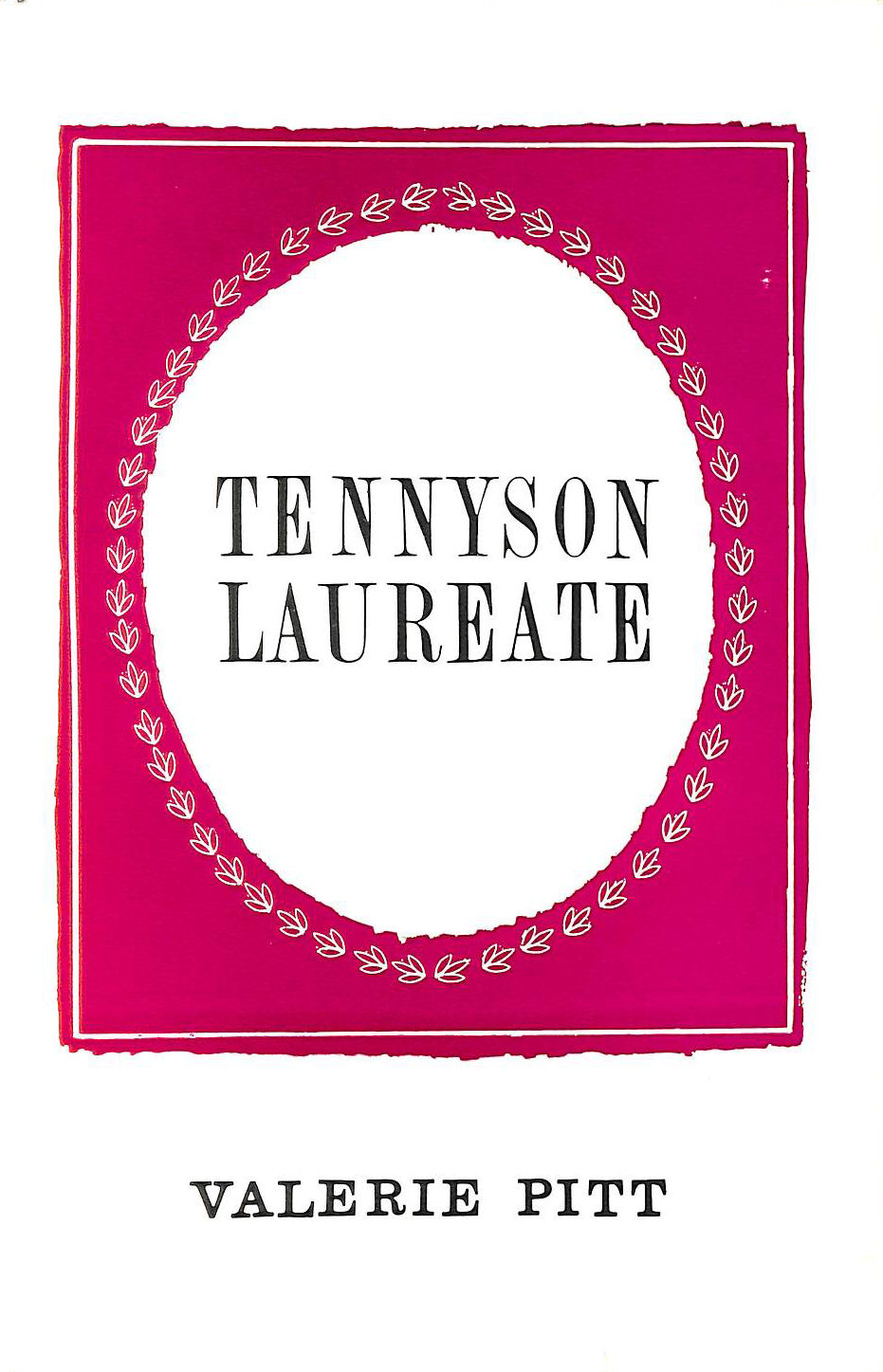 Image for Tennyson Laureate
