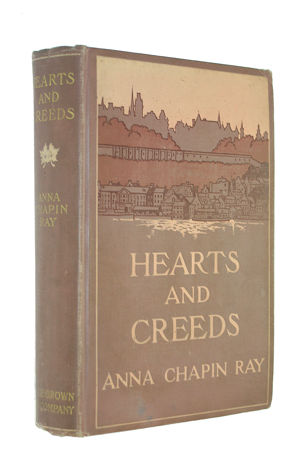 Image for Hearts and creeds