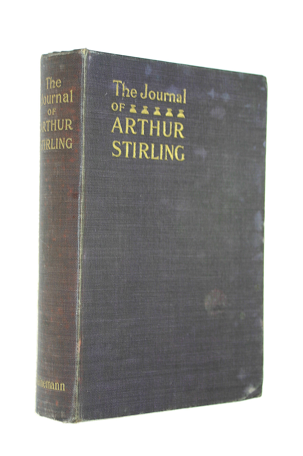 Image for THE JOURNAL OF ARTHUR STIRLING