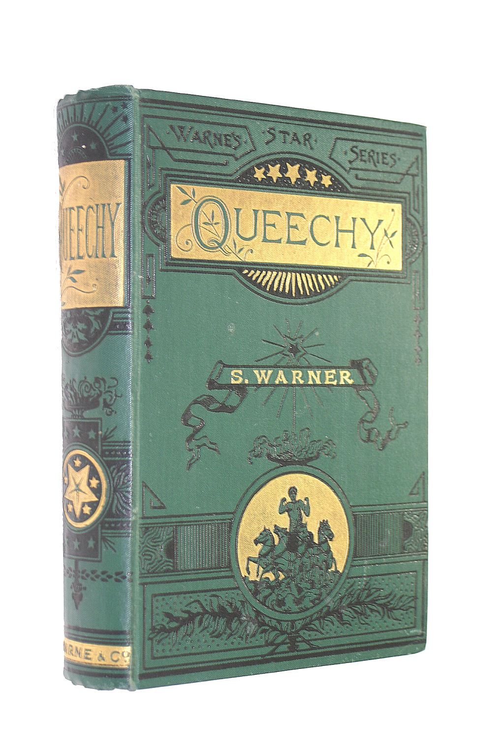 Image for Queechy