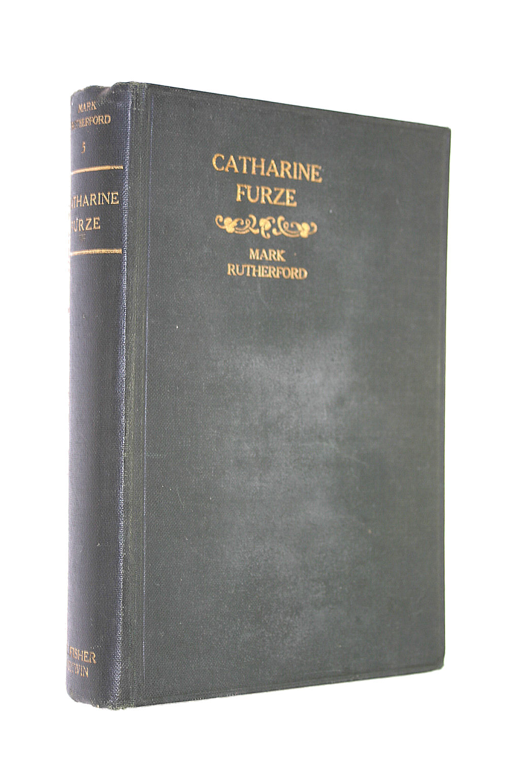 Image for Catharine Furze, edited by his friend Reuben Shapcott