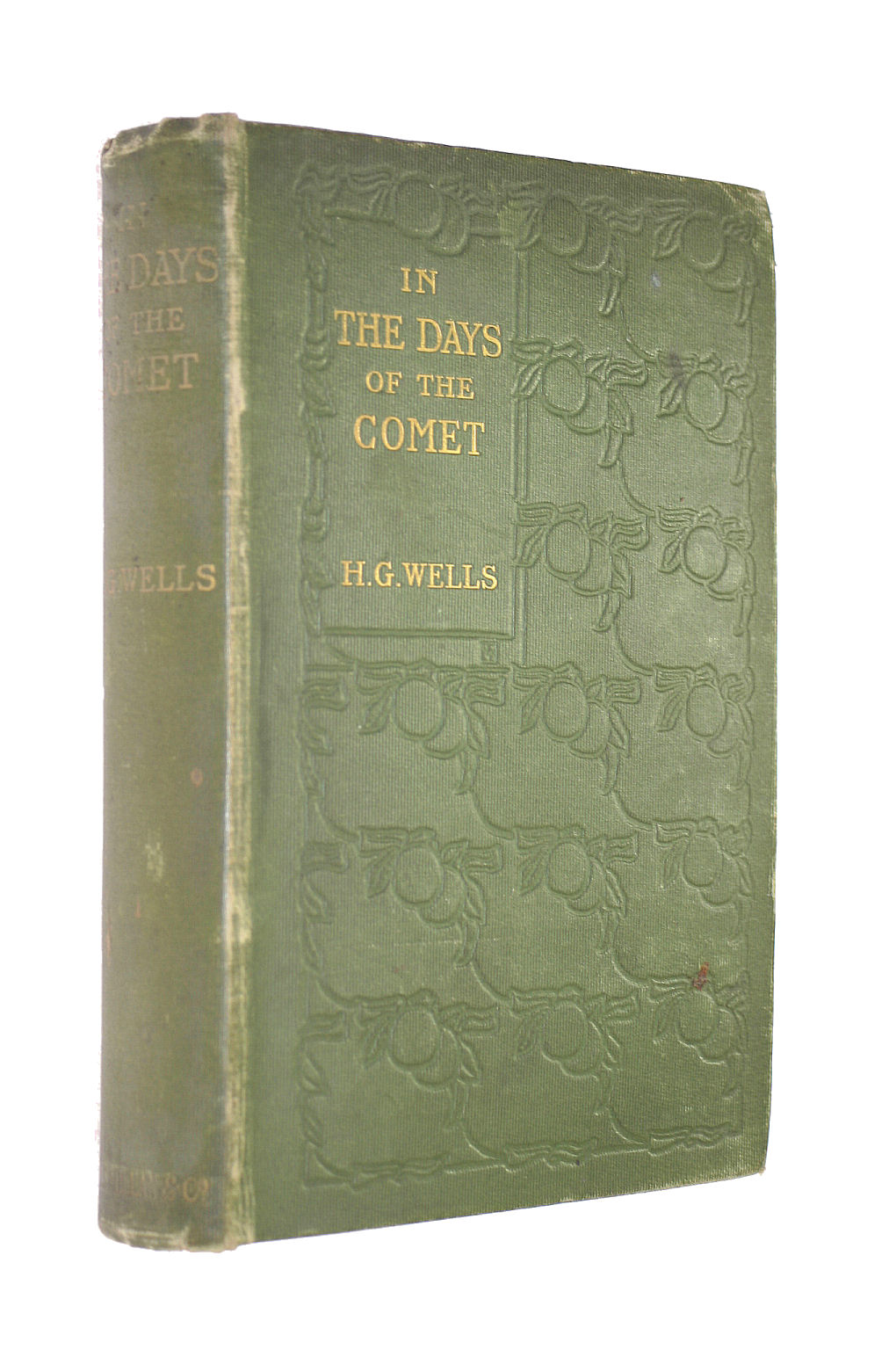 Image for In The Days Of The Comet