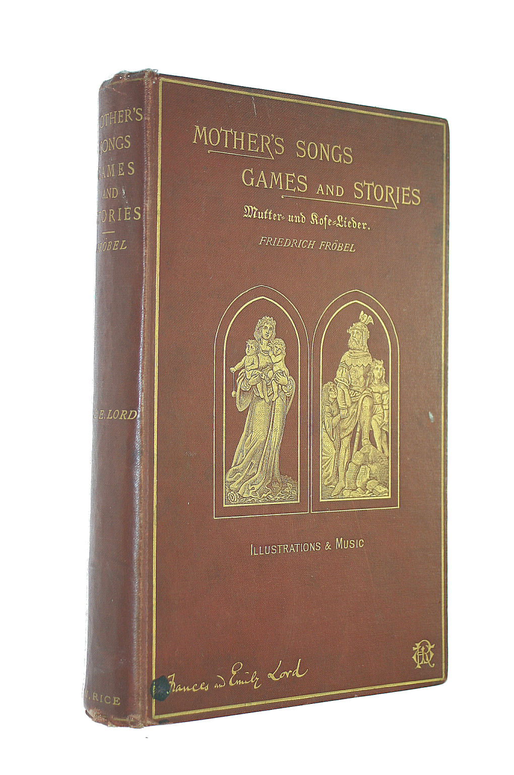 Image for Mother's songs, games and stories