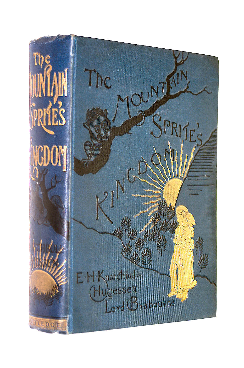 Image for The Mountain-Sprite's Kingdom, and other stories ... With illustrations by E. Griset