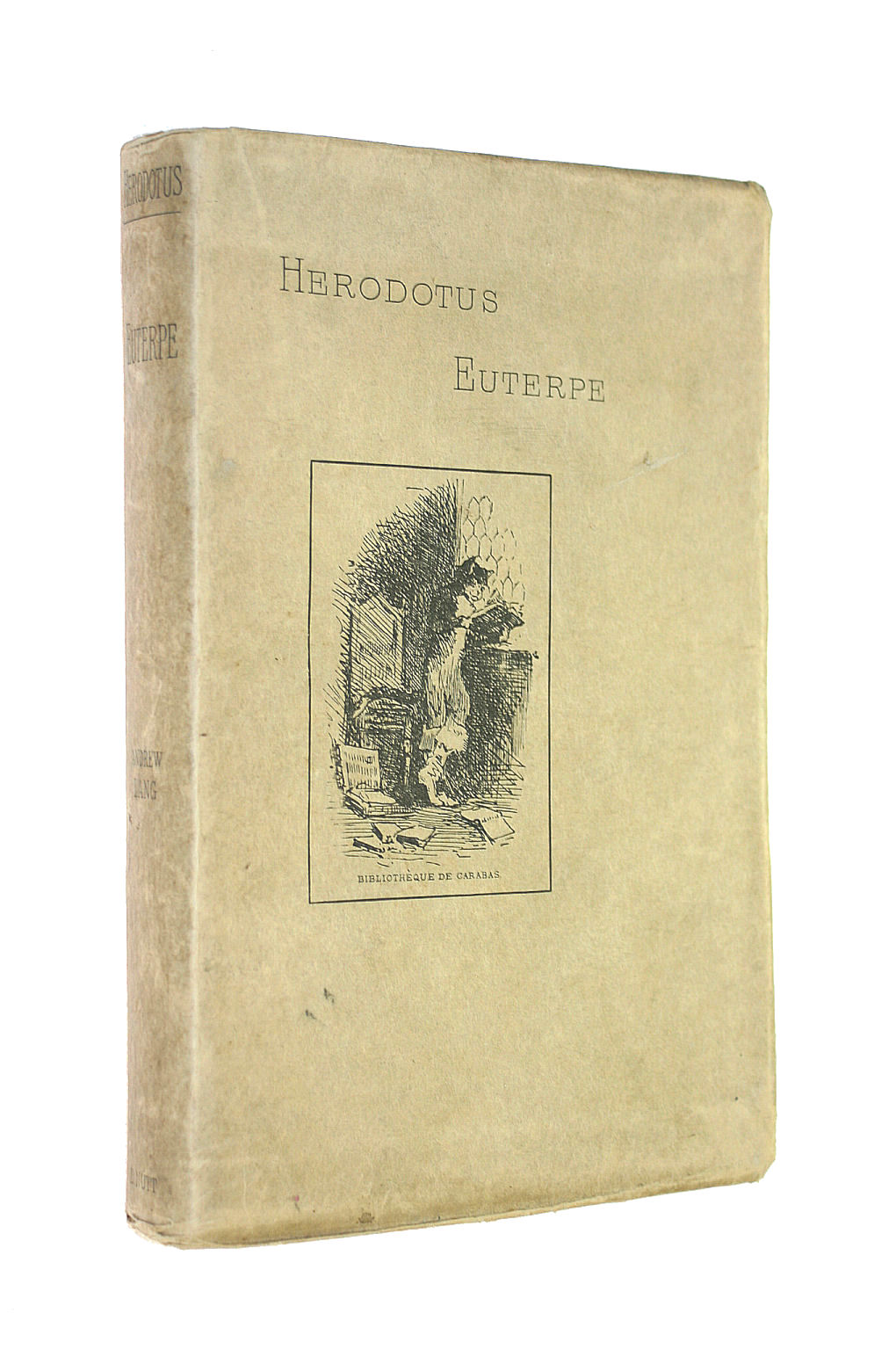 Image for Euterpe: Being the Second Book of the Famous History of Herodotus