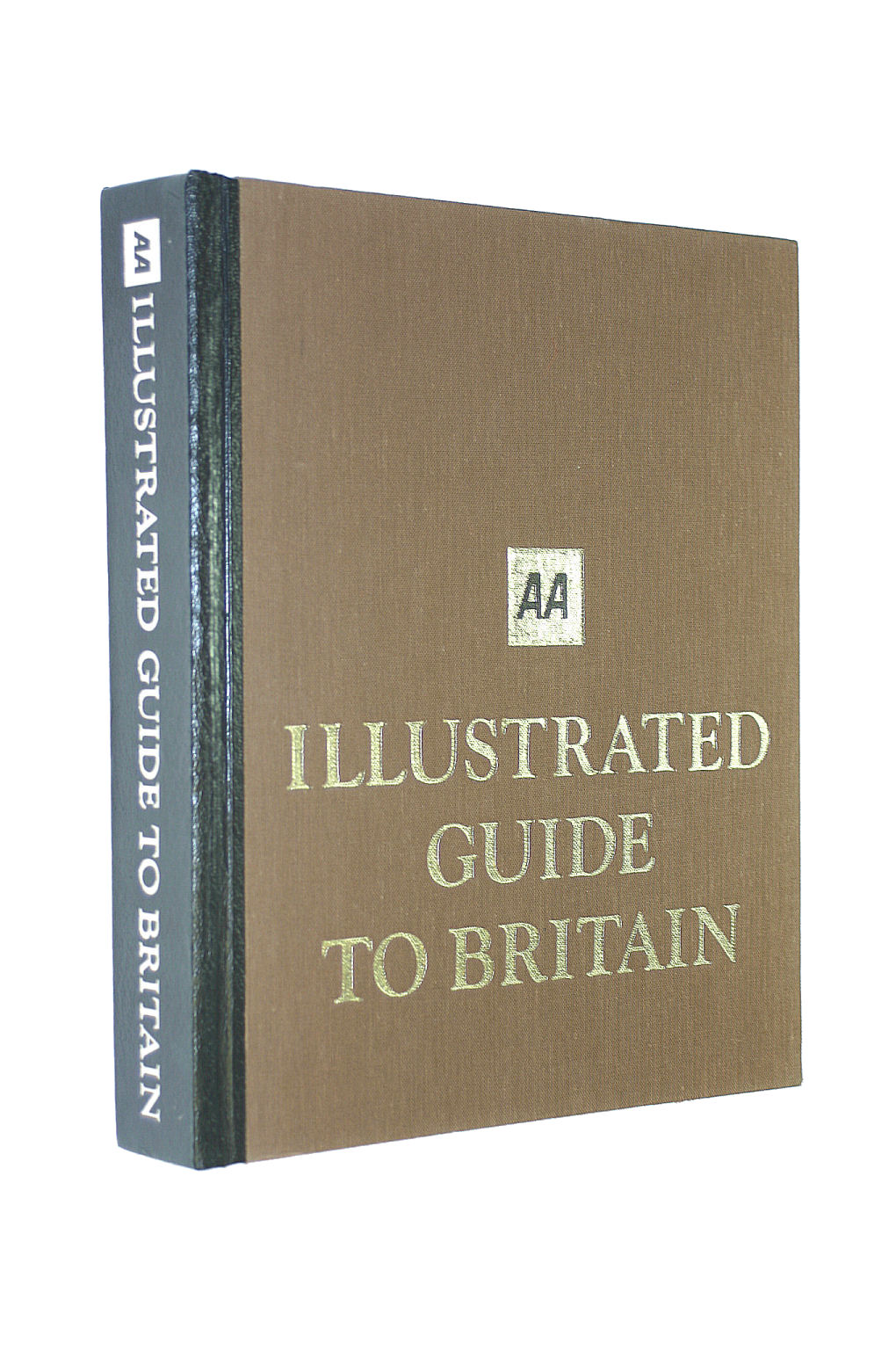 Image for AA Illustrated Guide To Britain