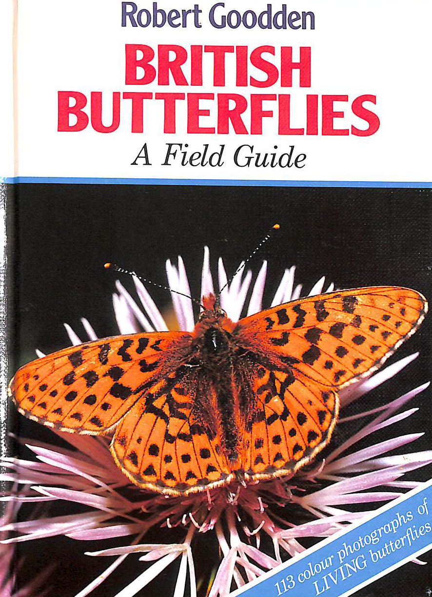 Image for British Butterflies: A Field Guide