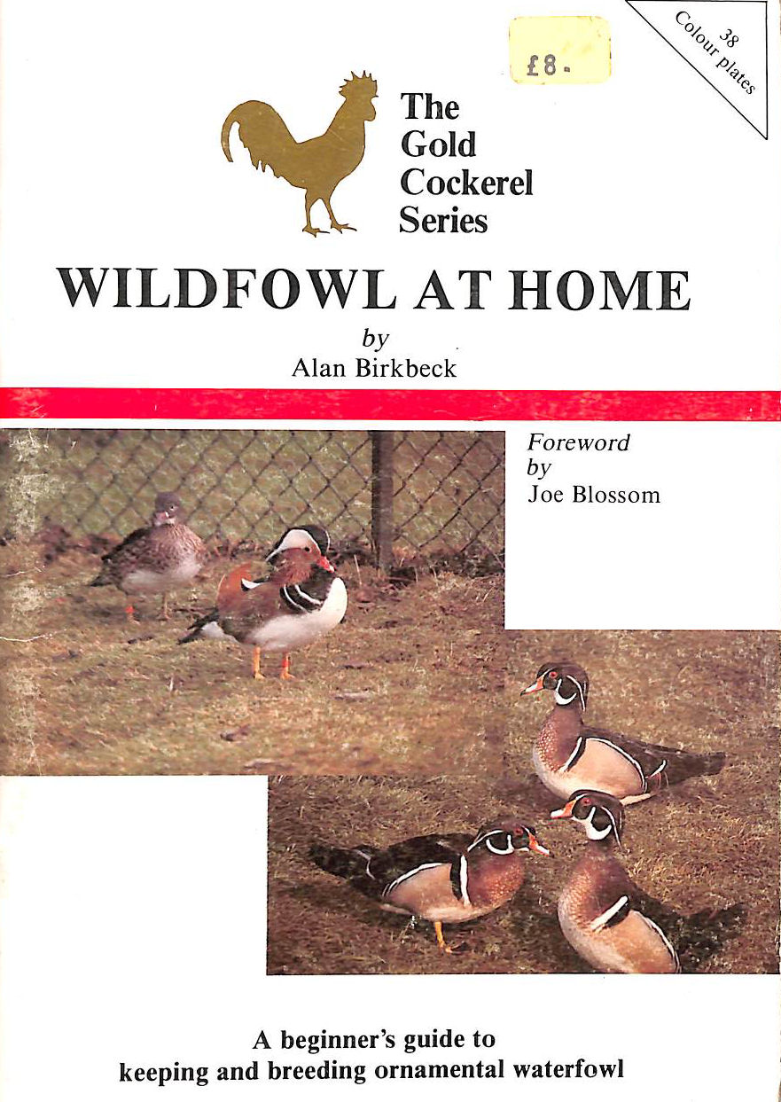 Image for Wildfowl at Home 2008 (Gold Cockerel Series)