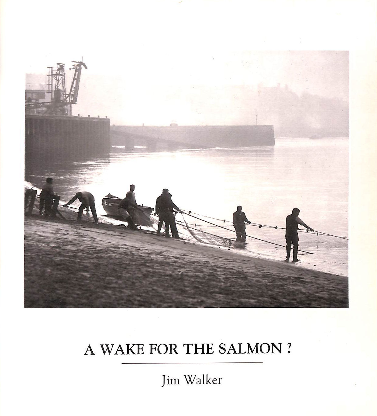 Image for A Wake for the Salmon?