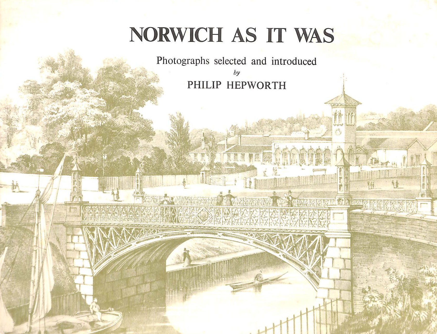 Image for Norwich as it Was