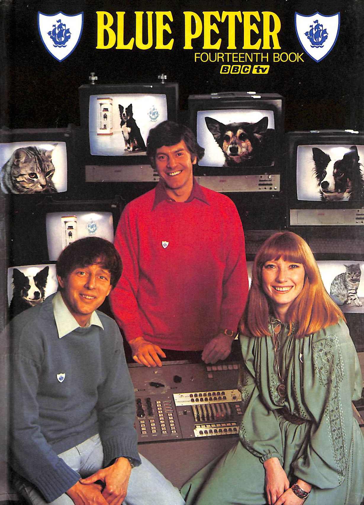 Image for Book of Blue Peter 14 (Annual)