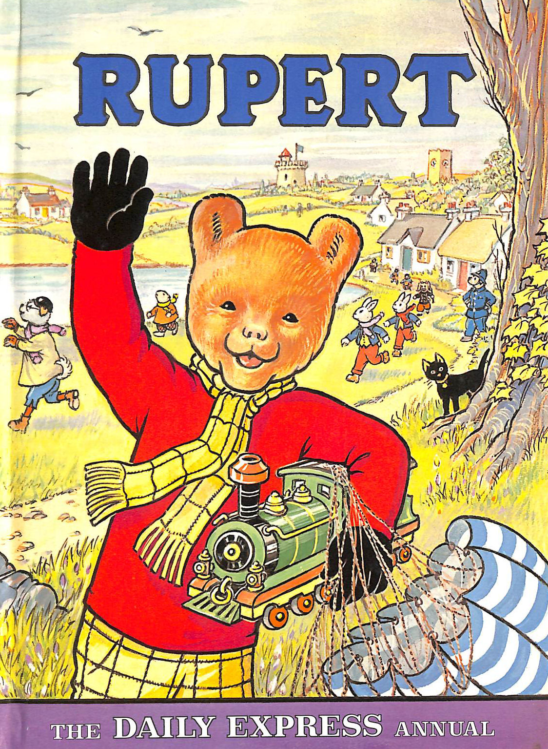 Image for Rupert : A Daily Express Annual