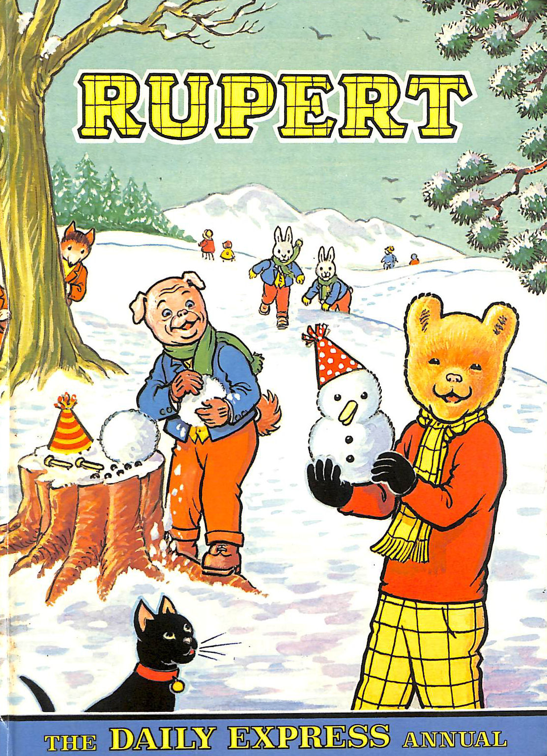 Image for Rupert Annual 1974