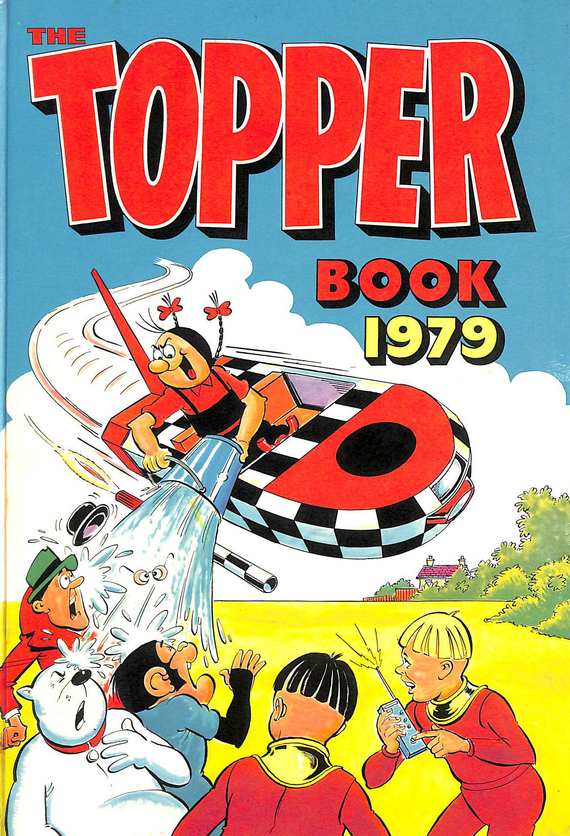 Image for The Topper Book 1979