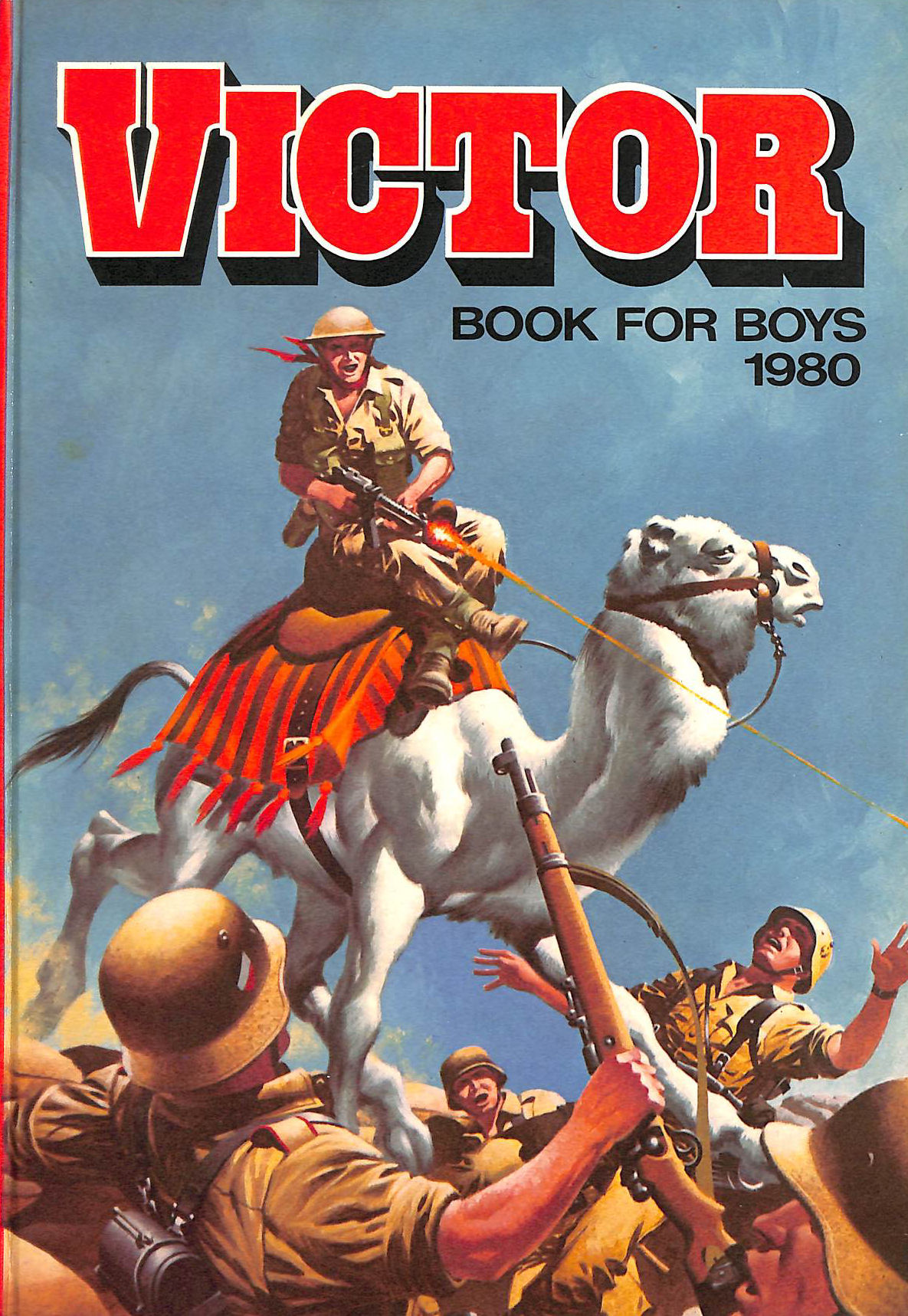 Image for Victor book for boys 1980