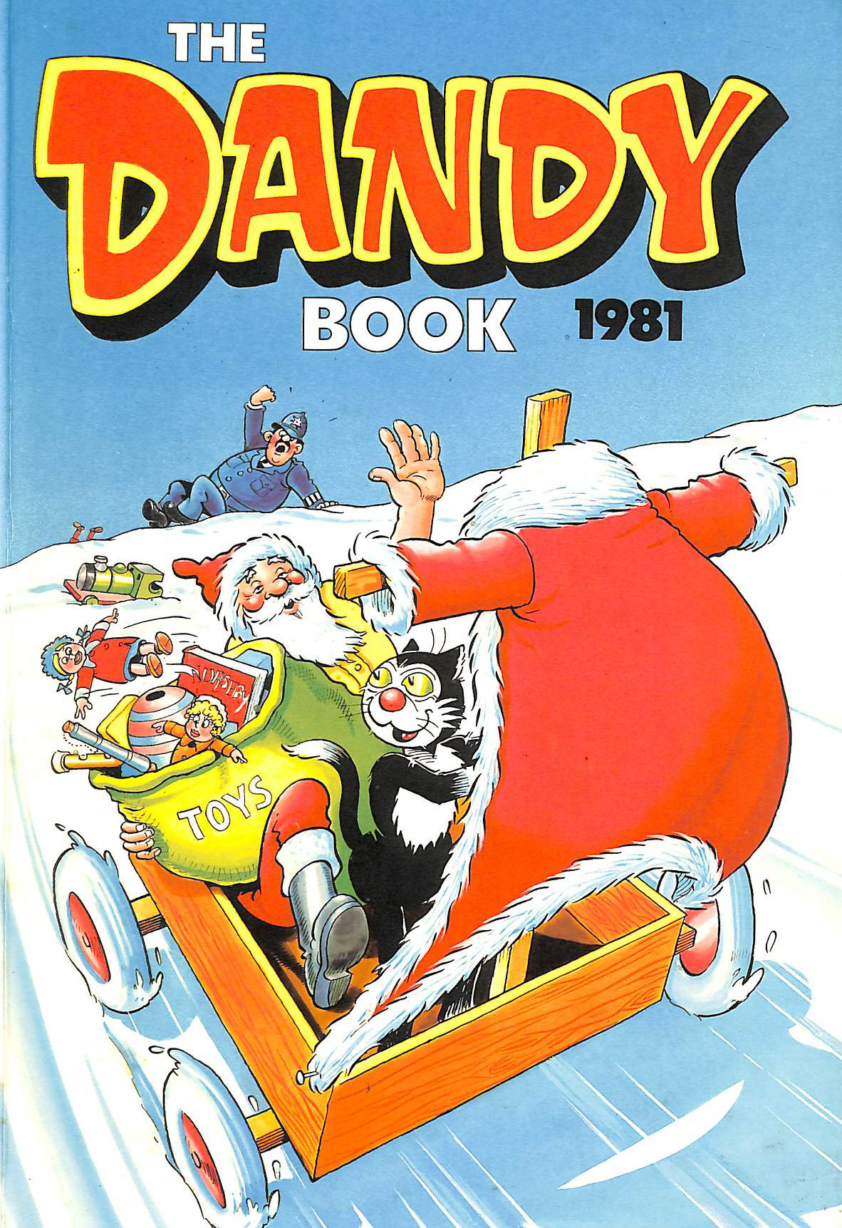Image for The Dandy Book 1981