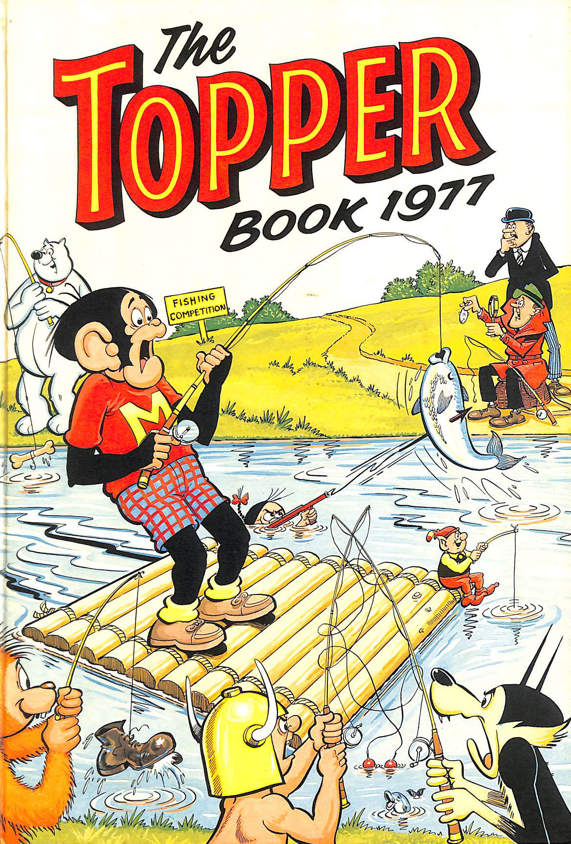 Image for The Topper Book 1977