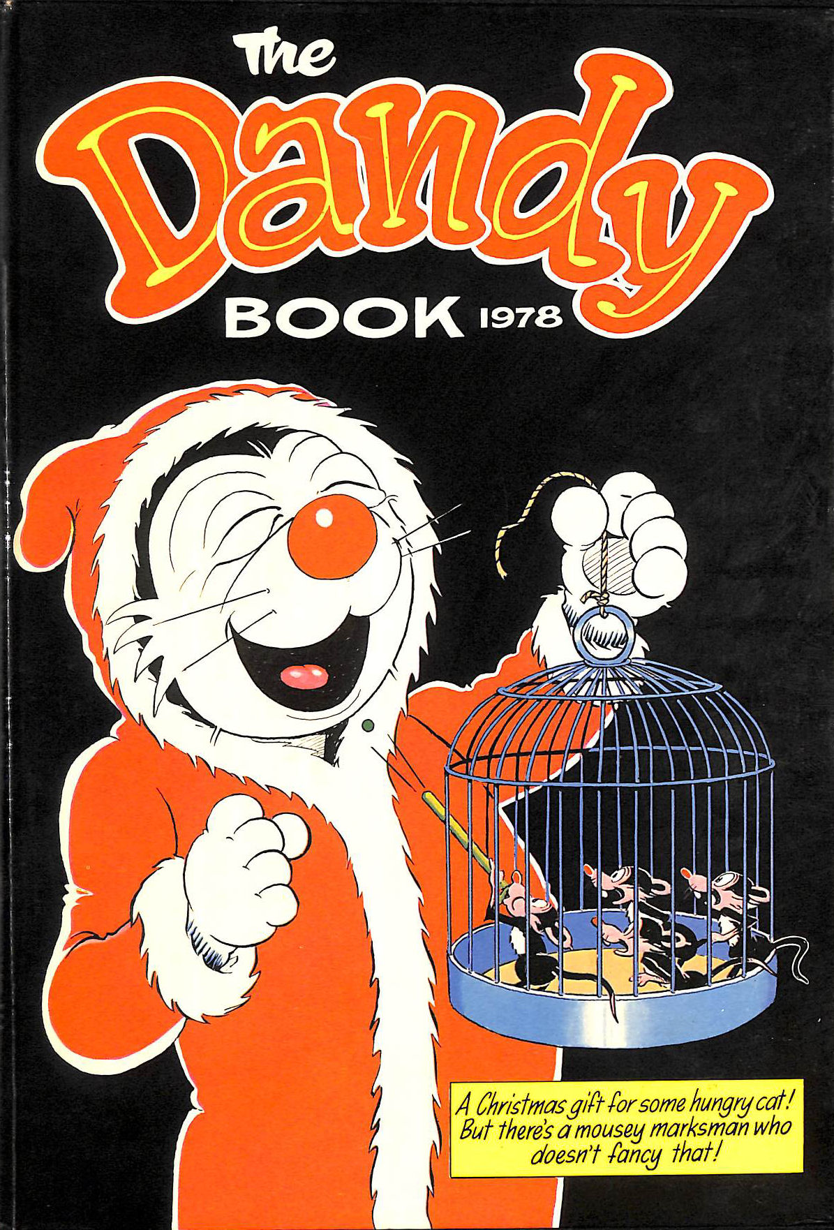 Image for The Dandy Book 1978