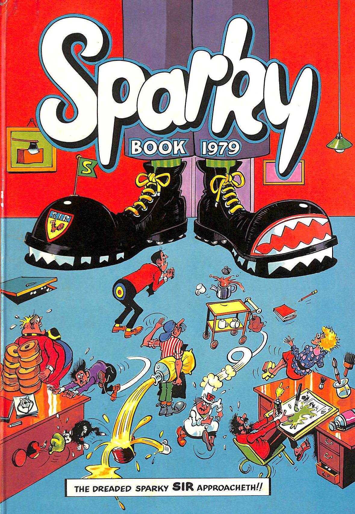 Image for Sparky Book 1979 (Annual)