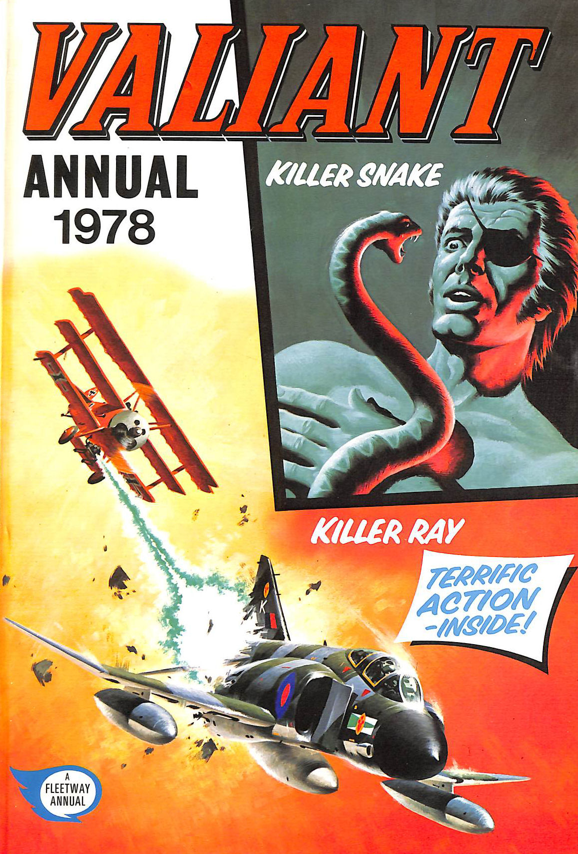 Image for Valiant Annual 1978
