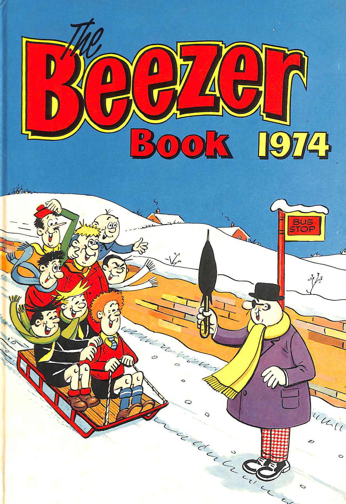 Image for The Beezer Book 1974 (Annual)