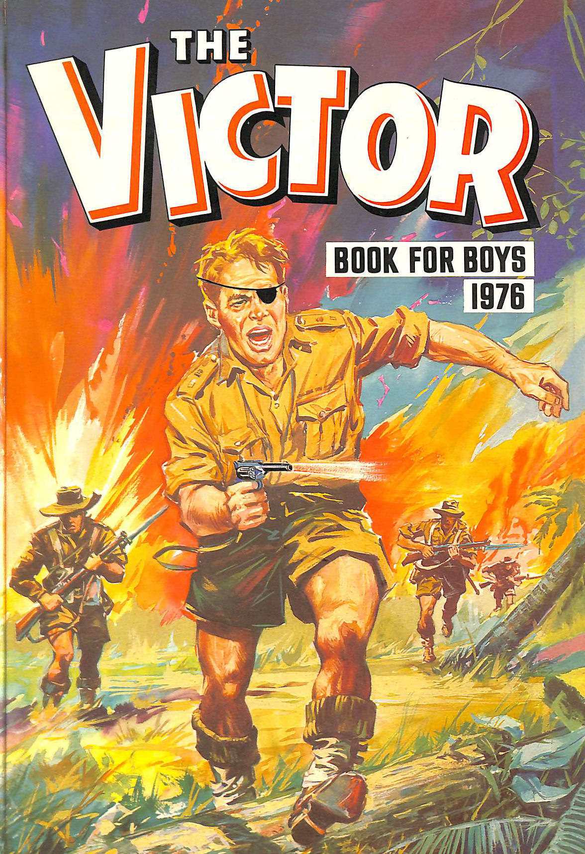 Image for Victor : book for boys 1976