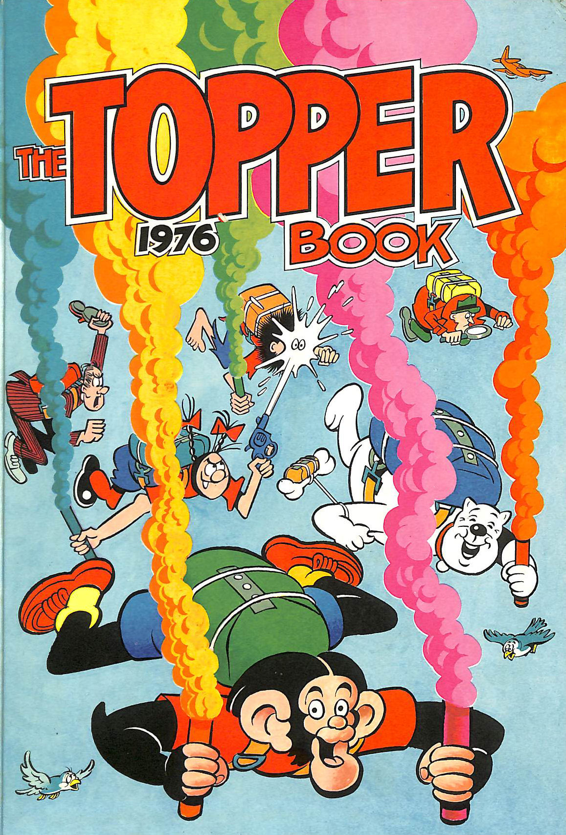 Image for The Topper Book 1976