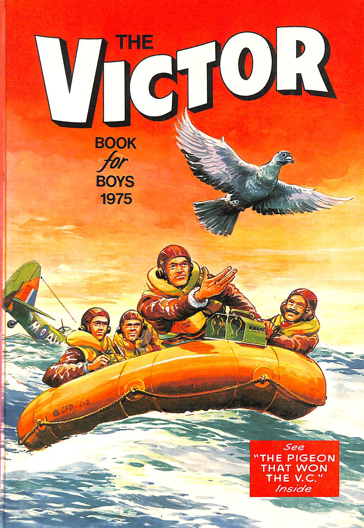 Image for The Victor Book for Boys 1975 (Annual)