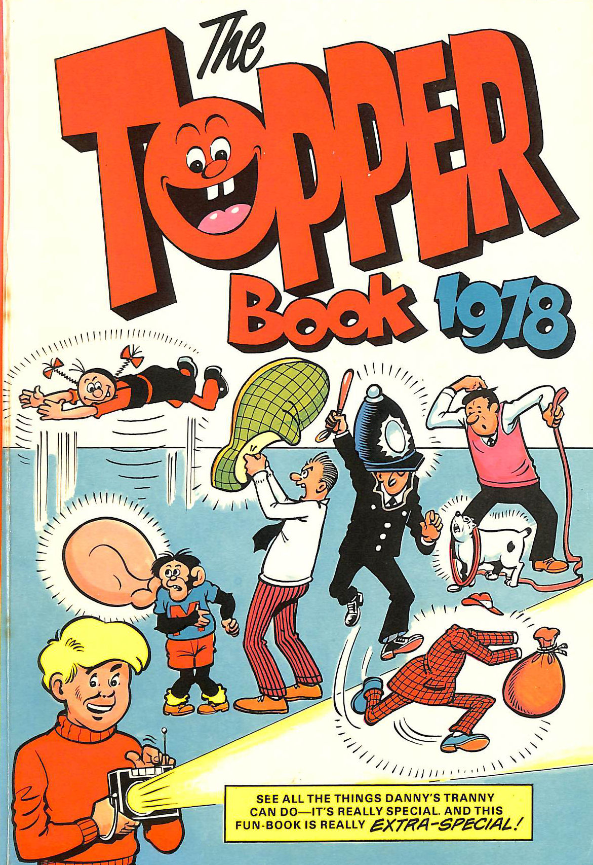 Image for The Topper Book 1978 (Annual)
