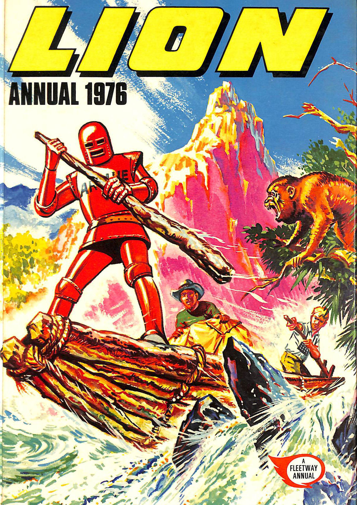 Image for Lion Annual 1976
