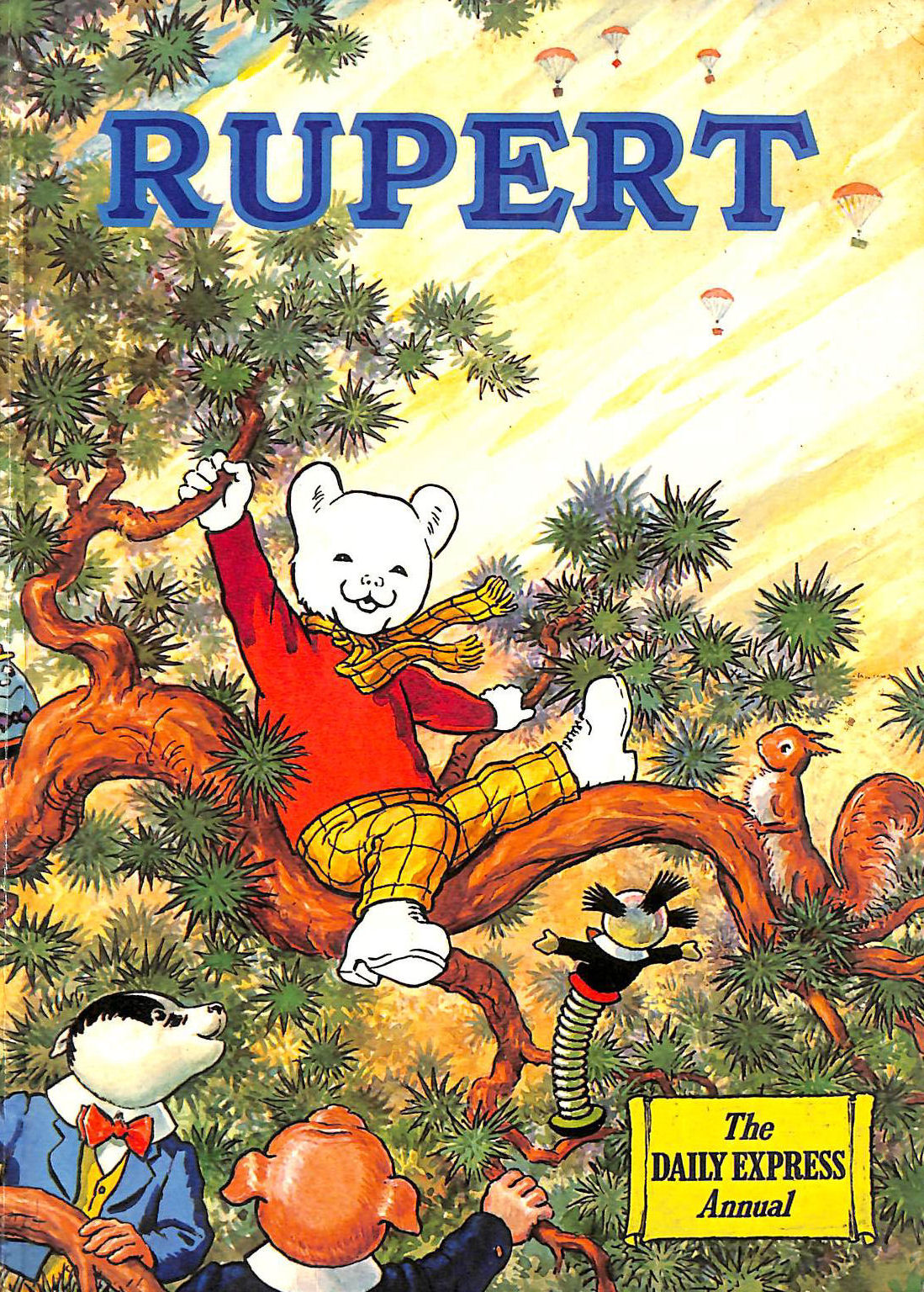 Image for Rupert Annual 1973