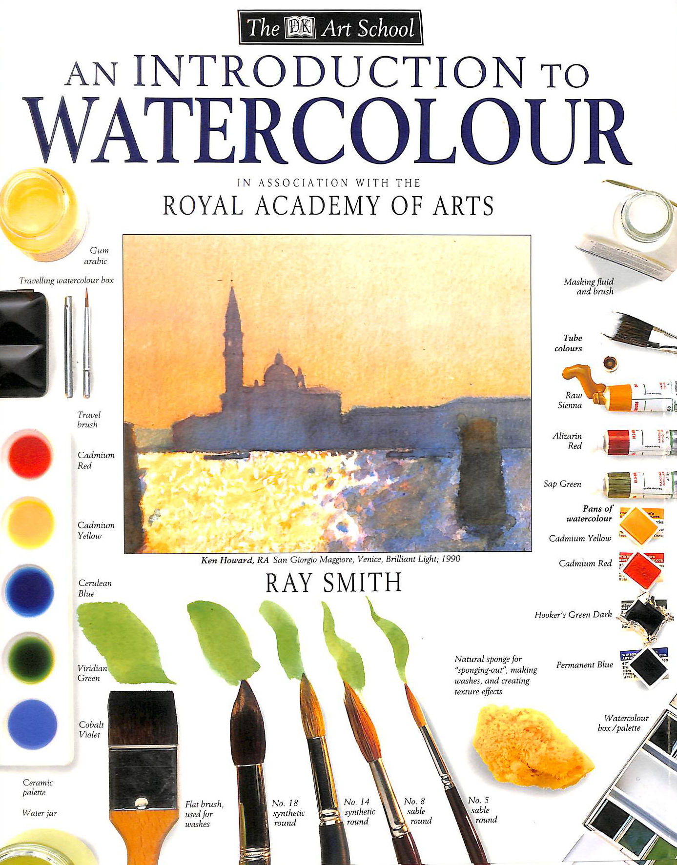 Image for INTRODUCTION TO WATER COLOURS (ART SCHOOL)