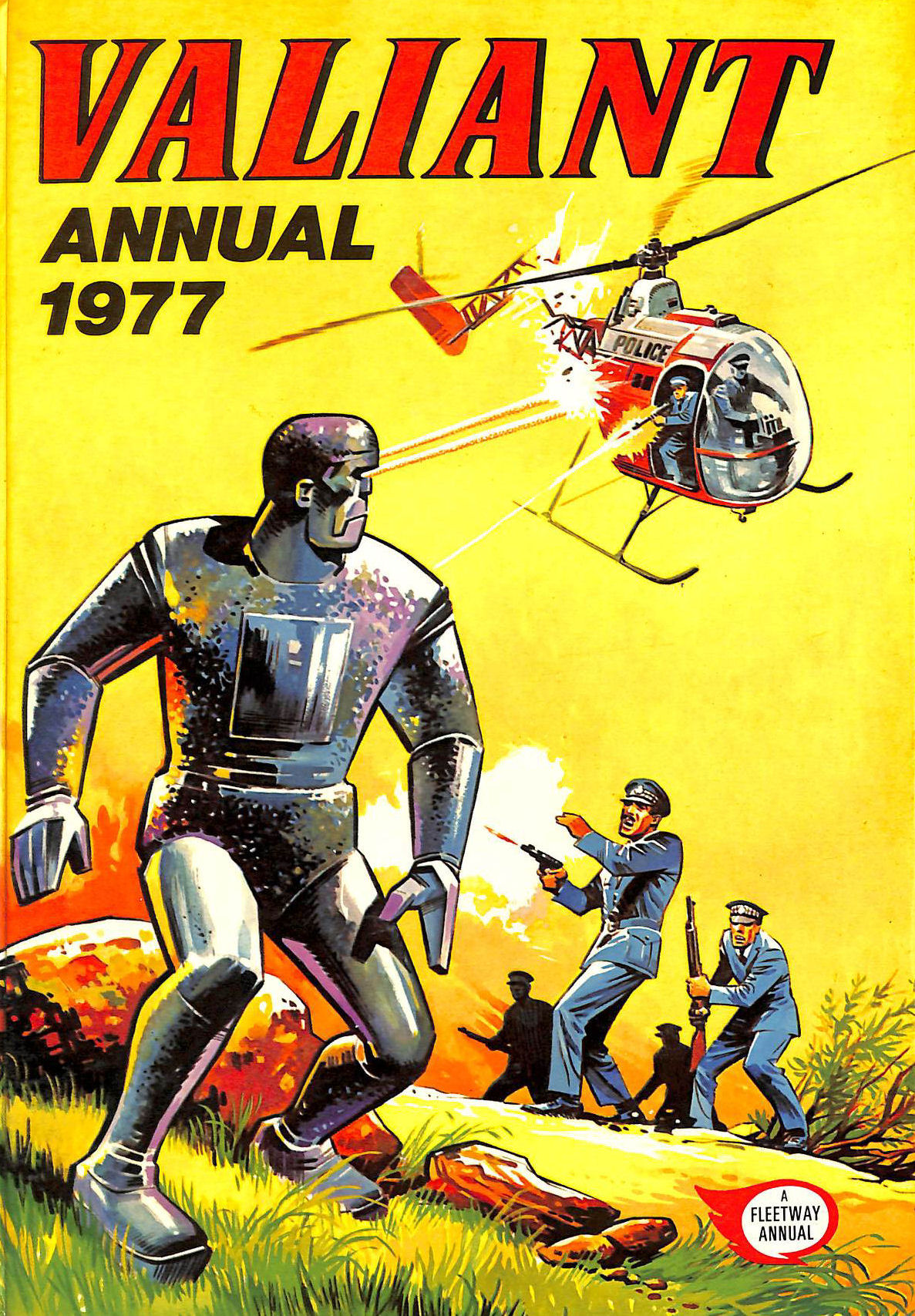 Image for VALIANT ANNUAL 1977