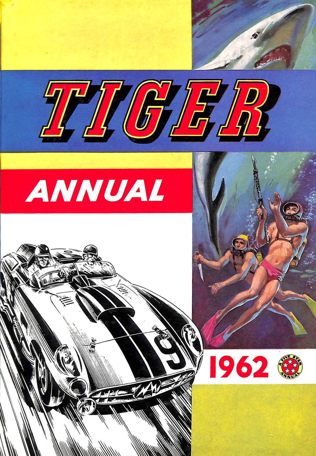 Image for Tiger Annual 1962