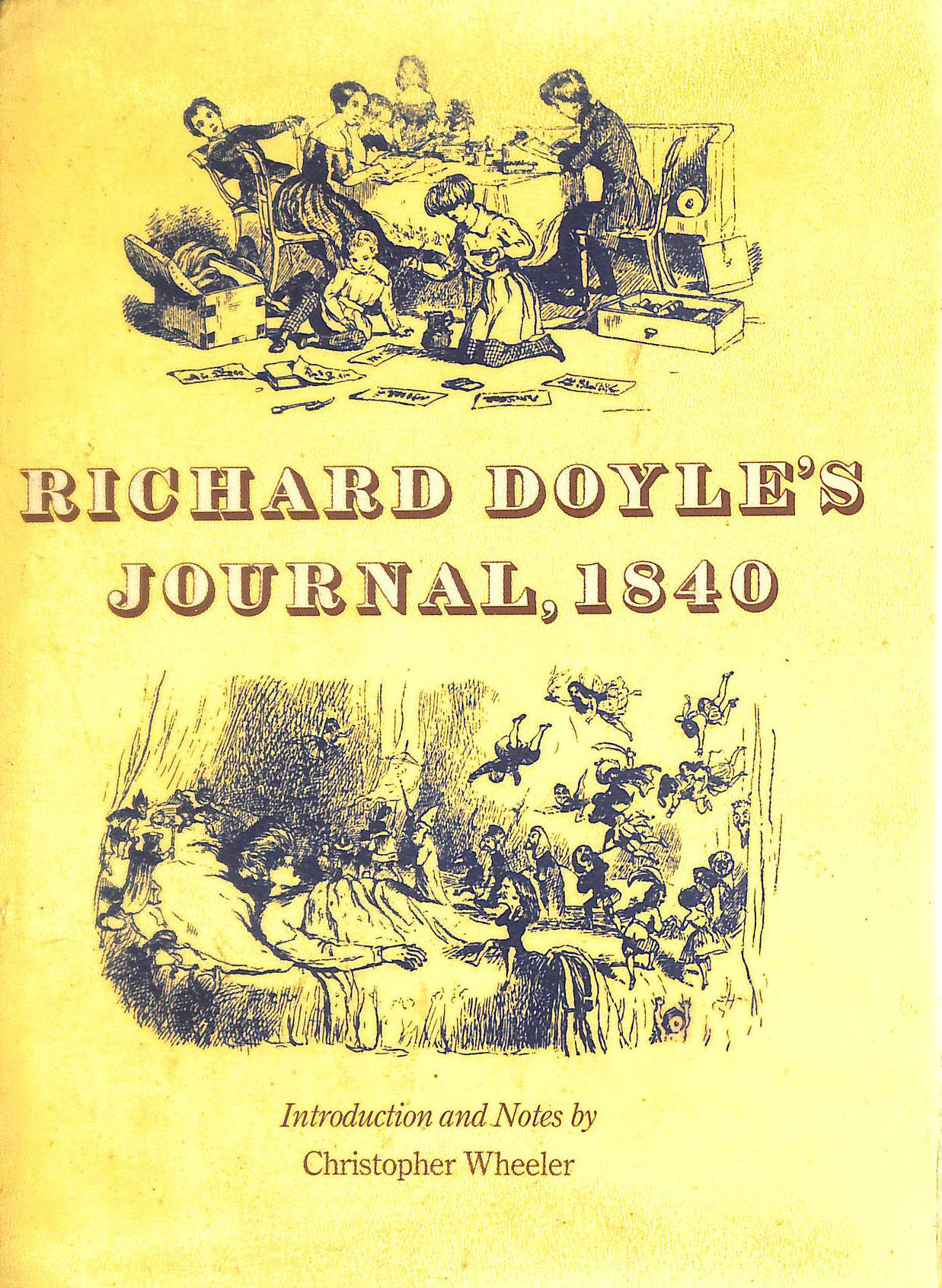 Image for Richard Doyle's Journal, 1840