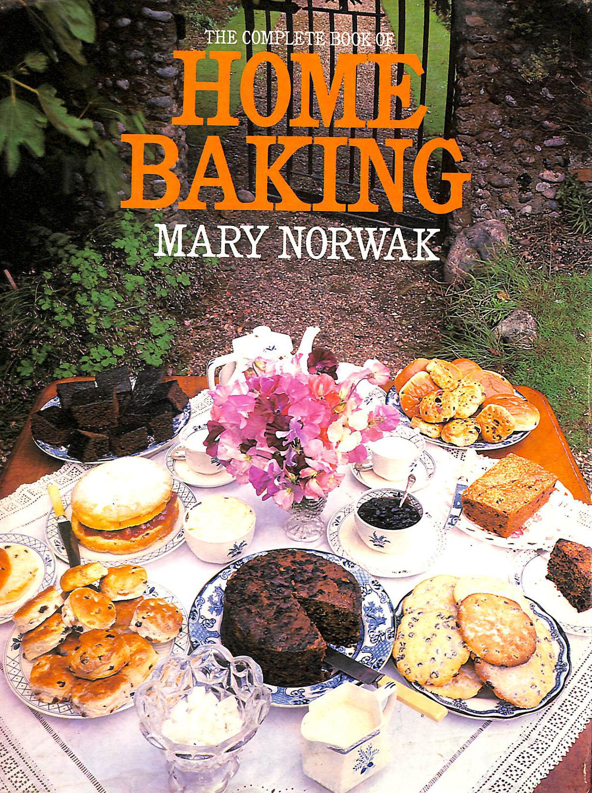 Image for The Complete Book Of Home Baking