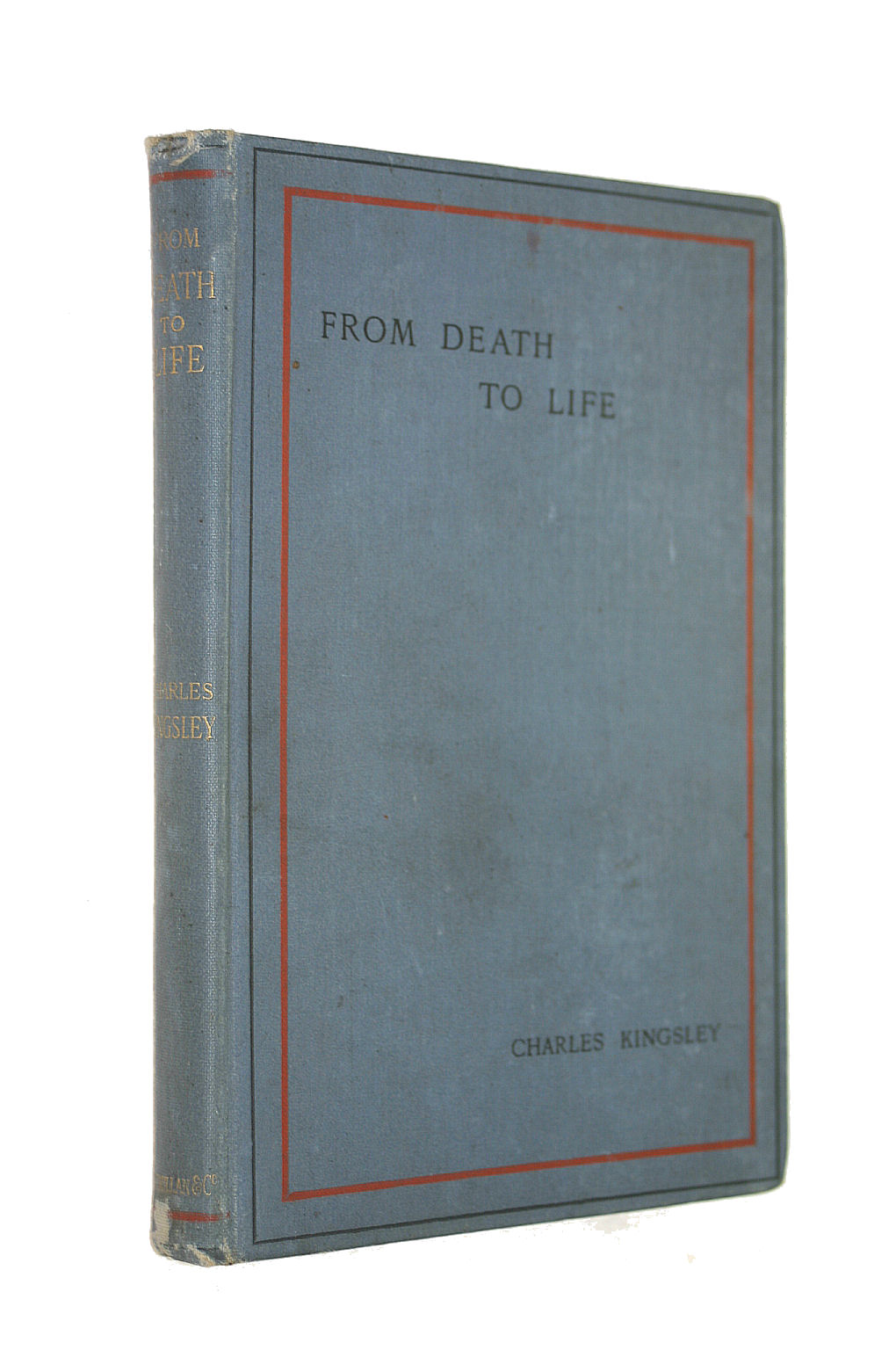 Image for From death to life: fragments of teaching to a village congregation with letters on the life after death