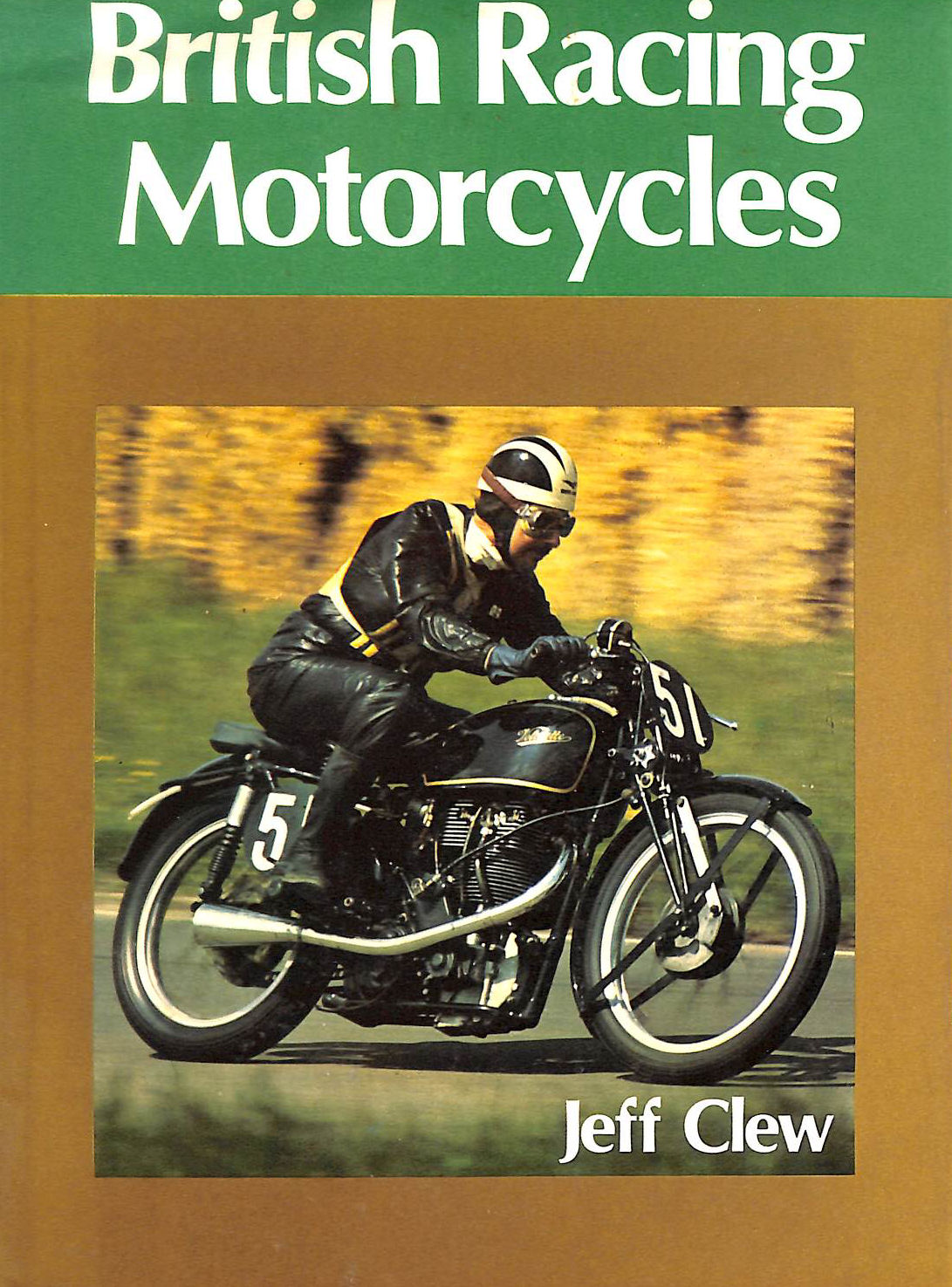 Image for British Racing Motor Cycles
