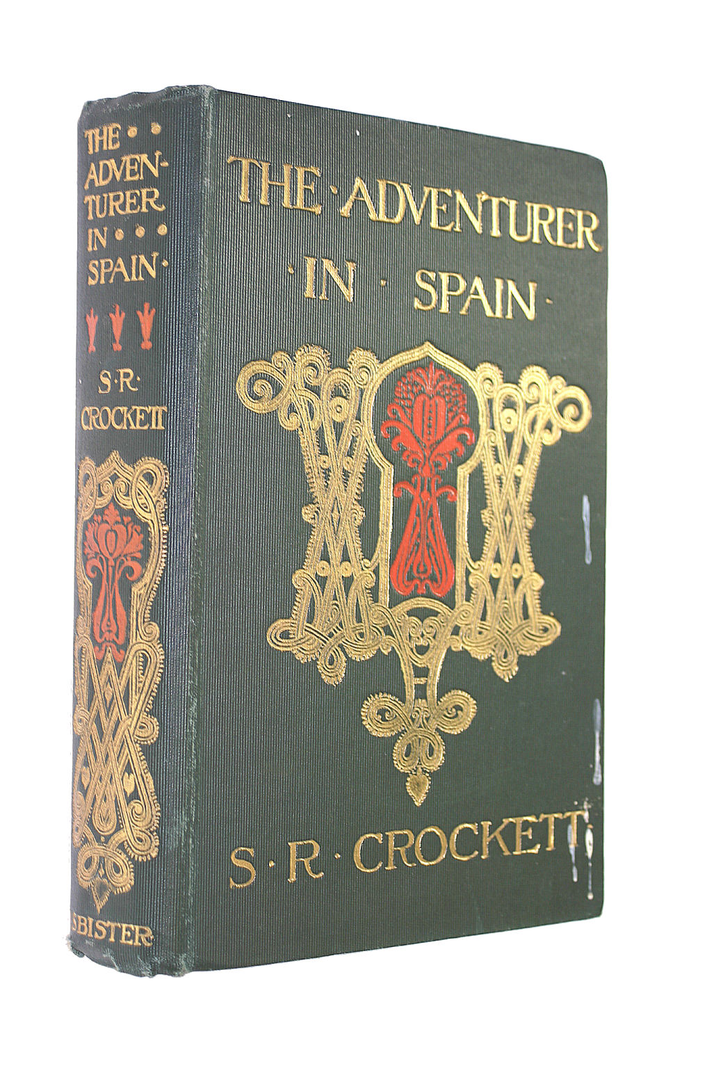 Image for The Adventurer in Spain