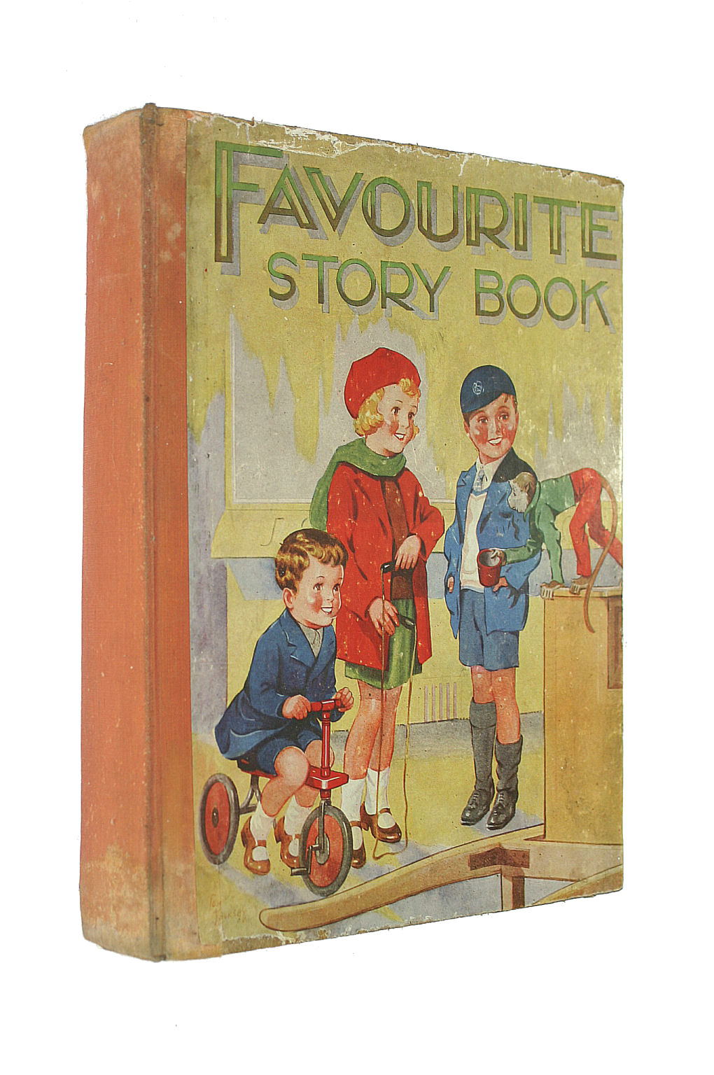 Image for Favourite Story Book