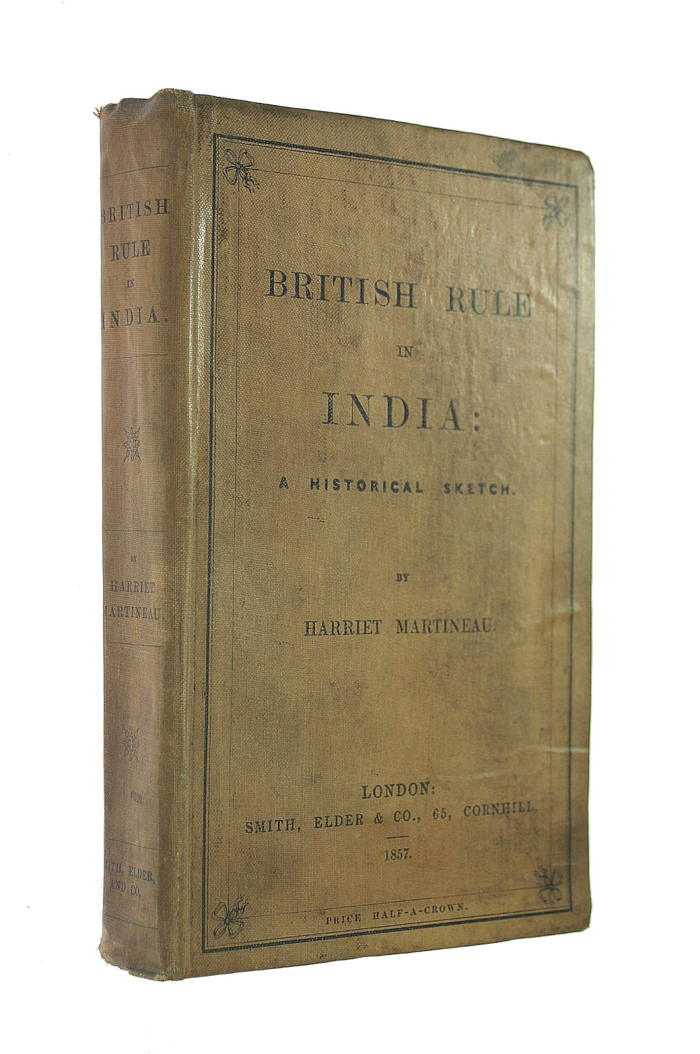 Image for British Rule in India; a historical sketch