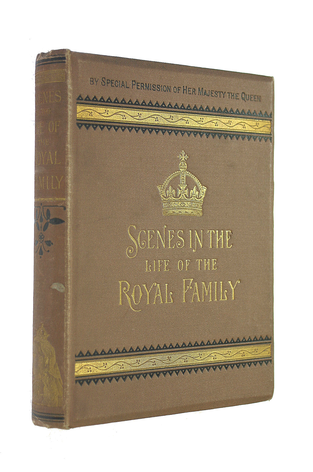 Image for Scenes in the Life of The Royal Family