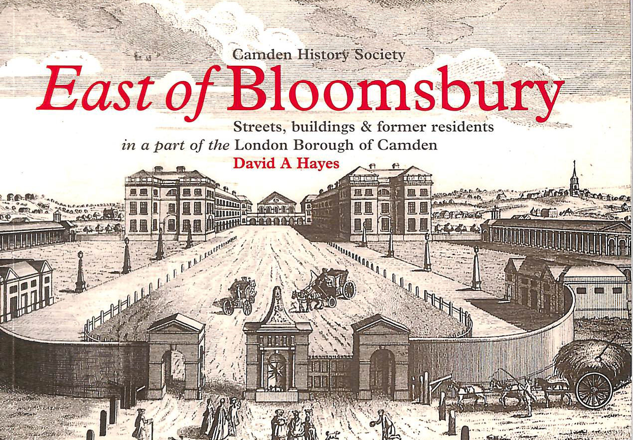 Image for East of Bloomsbury