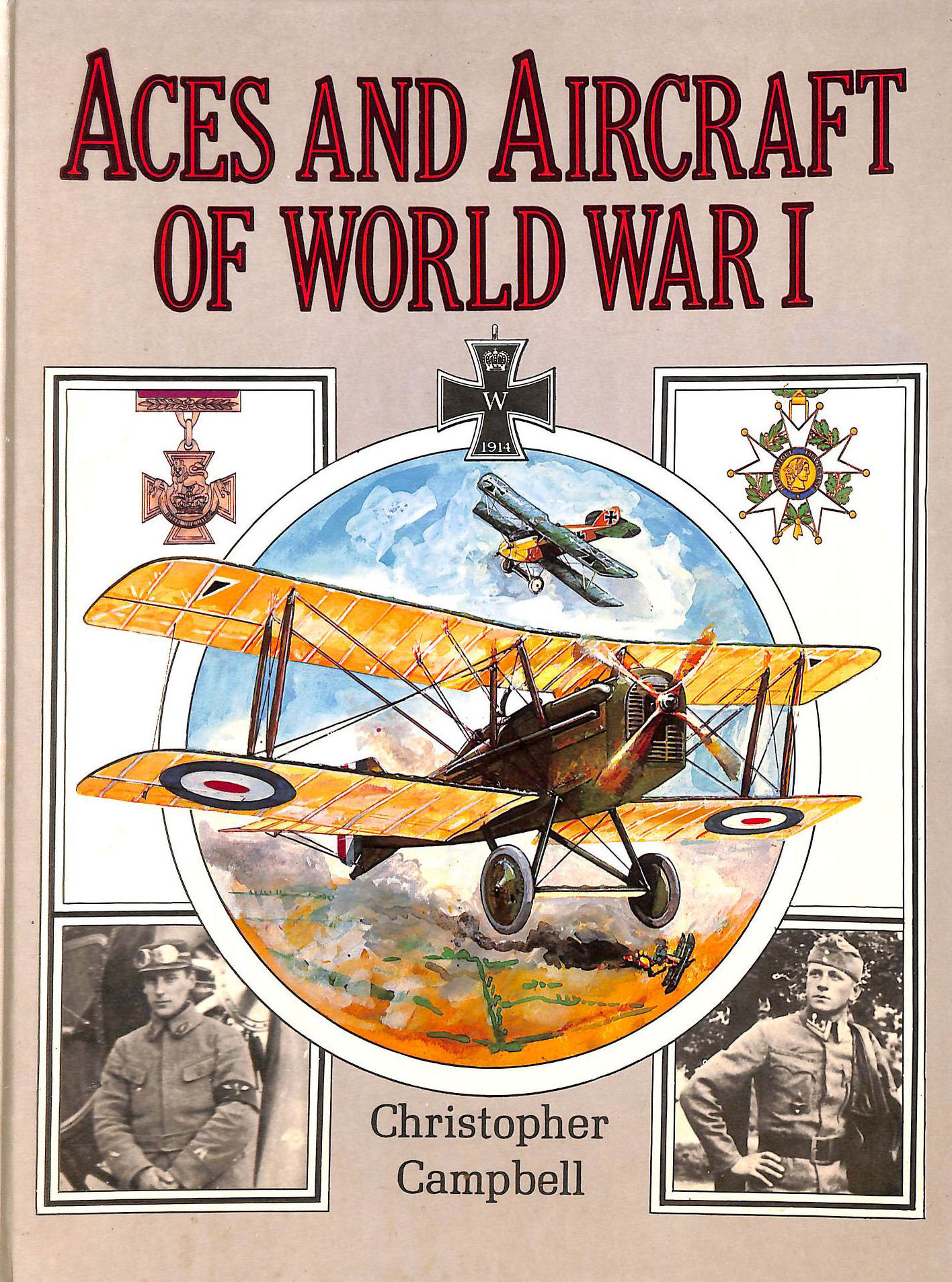 Image for Aces and aircraft of World War 1