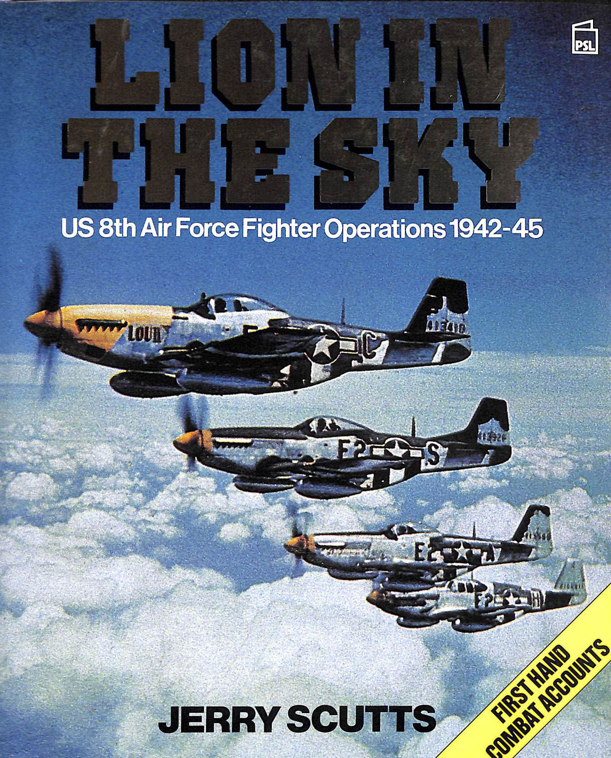 Image for Lion in the Sky: United States 8th Air Force Fighter Operations, 1942-45