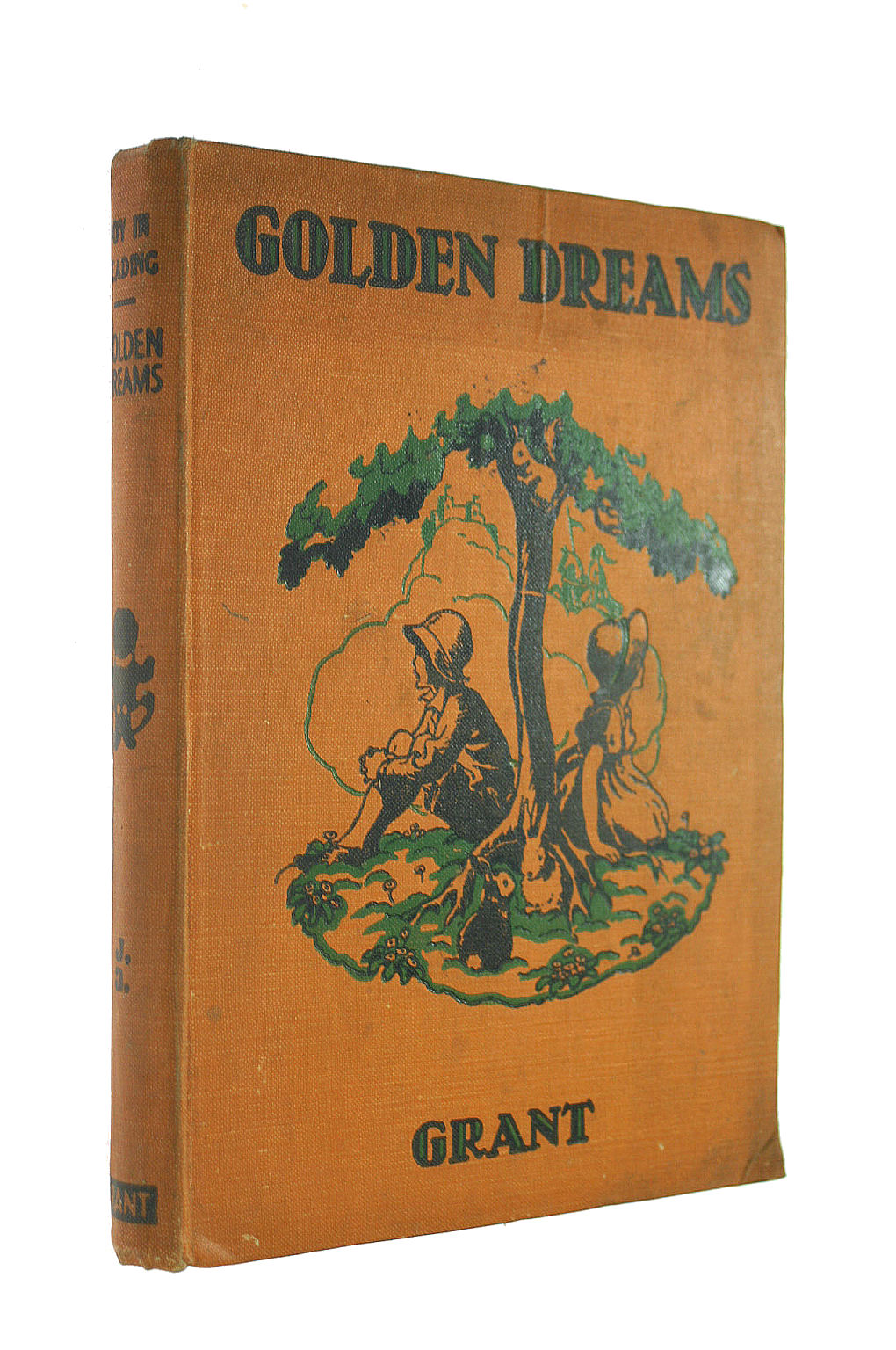 Image for Golden Dreams (Joy in Reading, Book 3)