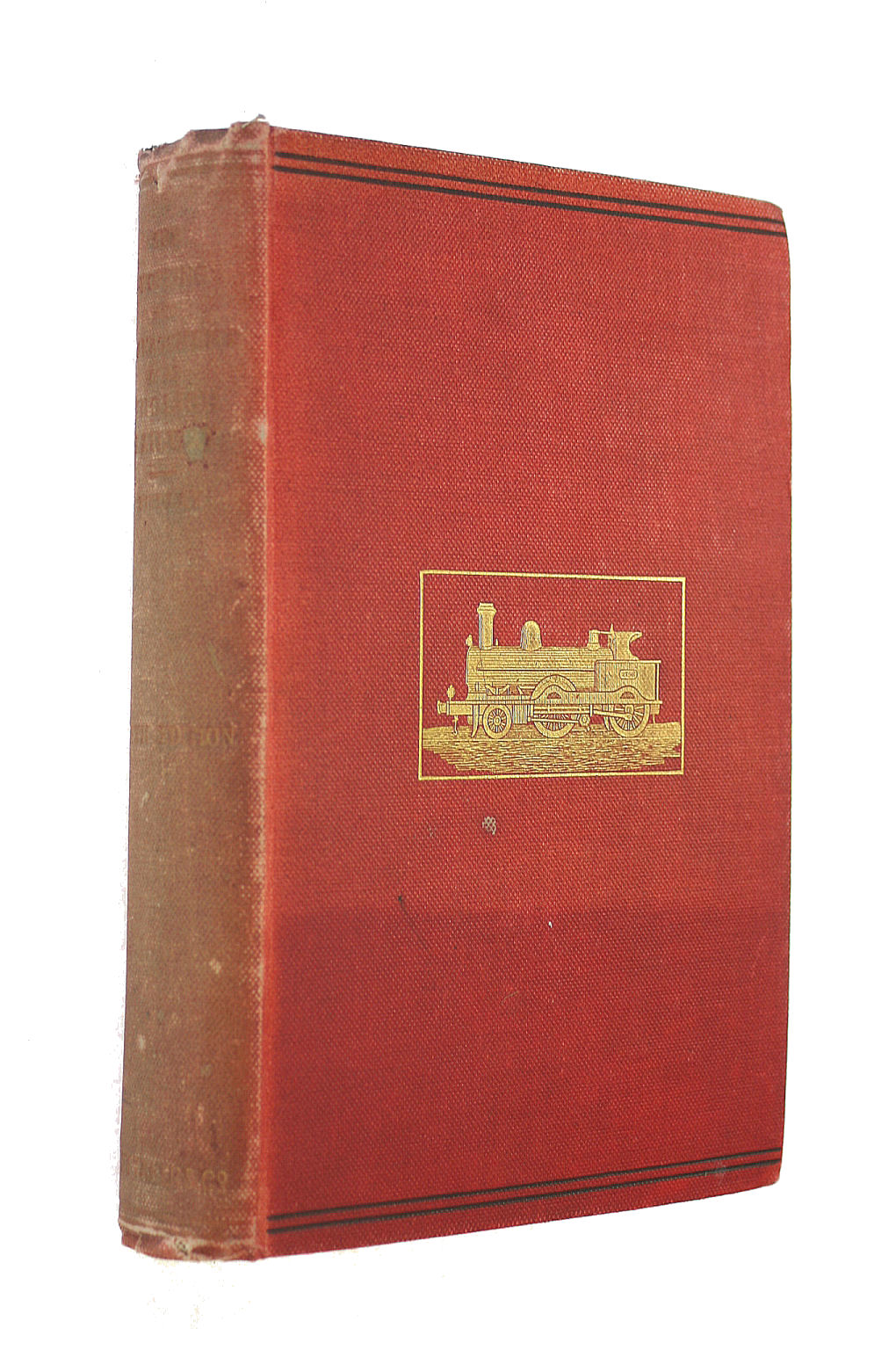 Image for The Working and Management of an English Railway ... Fifth edition ... enlarged, with biographical sketch. Edited by S. M. Phillp, etc