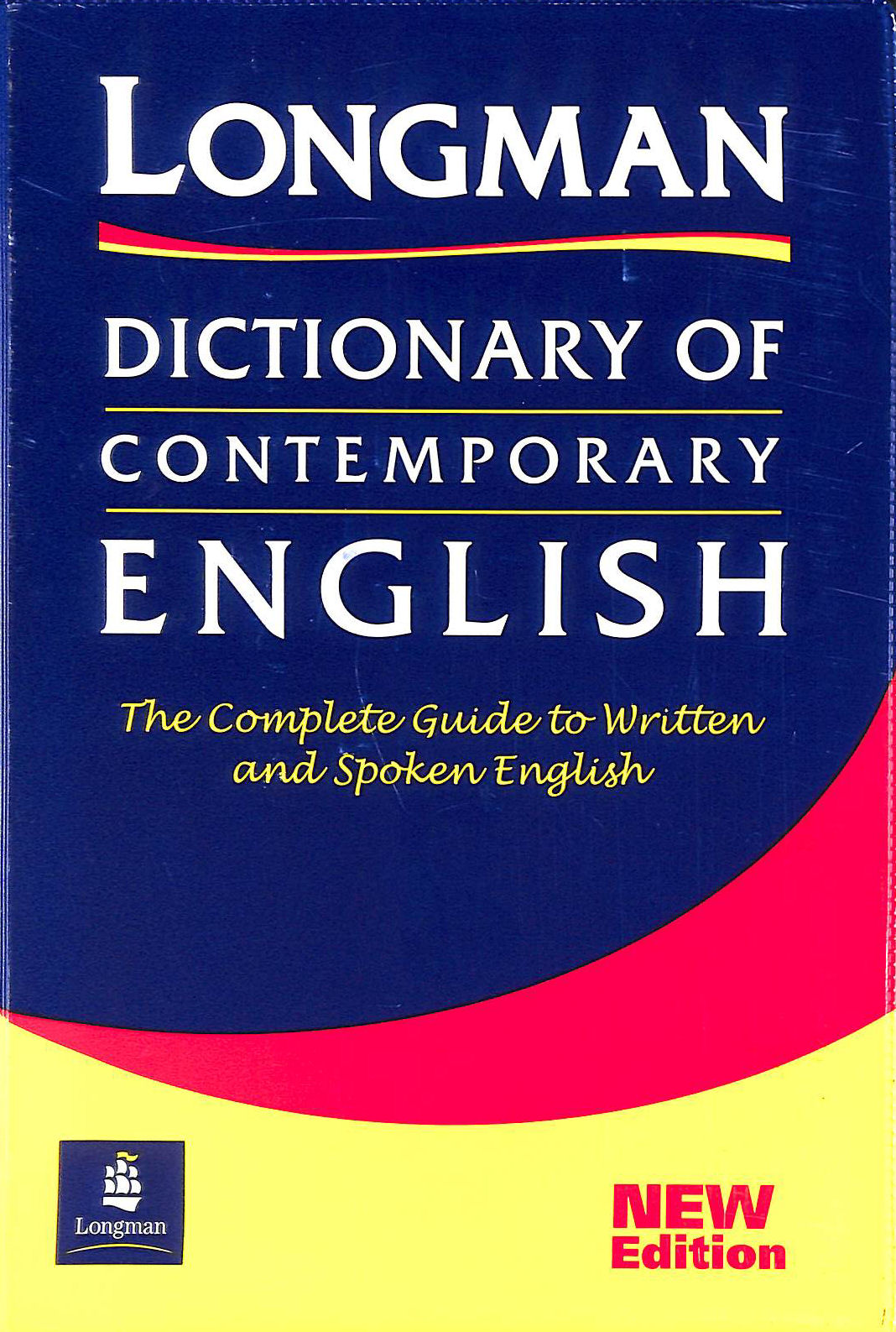Image for Longman Dictionary of Contemporary English